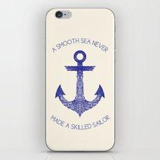 Smooth Sea iPhone & iPod Skin