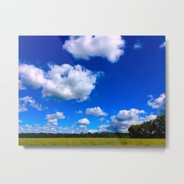 Clarity of Thought Metal Print