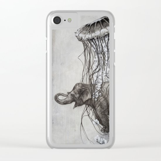 Chang Clear iPhone Case