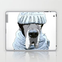 Great Dane Winter is Here Laptop & iPad Skin