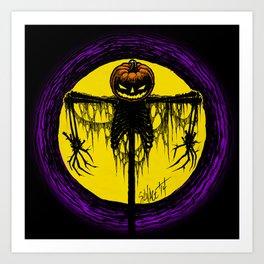 Killing Moon Art Print