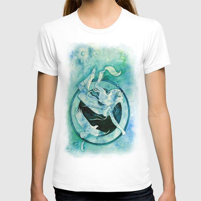 Goddess of Scorpio - A Water Element T-shirt