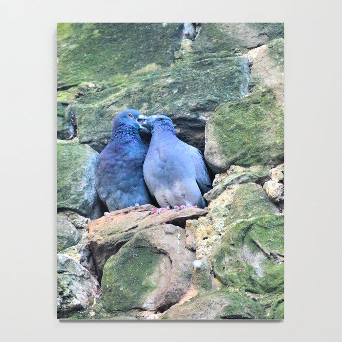 Italian Love Doves Notebook