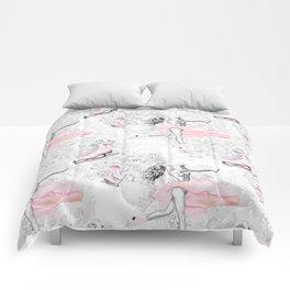 Figure Skating #1 Comforters