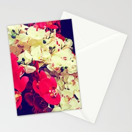 Orchidea boom Stationery Cards
