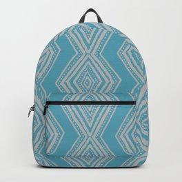 diamondback in teal Backpack