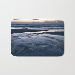 Blue Call of the Sea Bath Mat