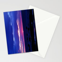 Dusk on the Sea Stationery Cards