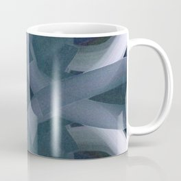 Blue Stars and Bars Coffee Mug
