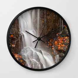 Avalon Falls Wall Clock