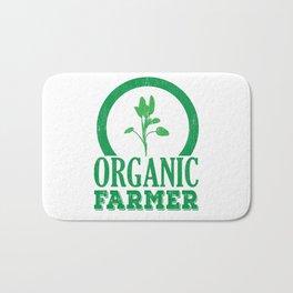 Organic Farmer Regional Vegetable Fruit Bath Mat