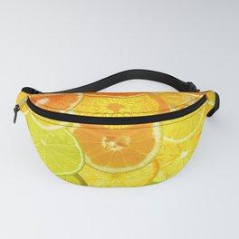 Fruit Madness - Citrus Fanny Pack