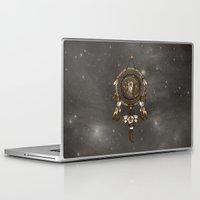 dreamcatcher Laptop & iPad Skins featuring DreamCatcher by Paula Belle Flores