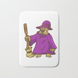 witch baer Bath Mat