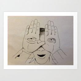 Lon Jabadie Art Print