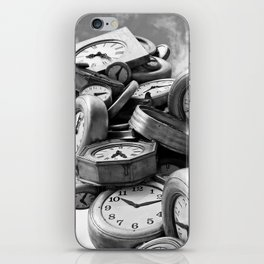Time for All iPhone Skin