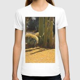 Palo Brea Blossoms and Cactus Garden T-shirt