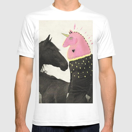 goodbye horses T-shirt