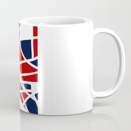 Red White & Blue Mug