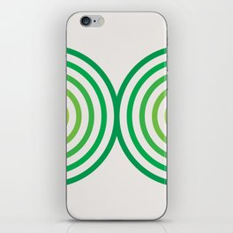 Eight - A 1960 Collection Piece iPhone Skin