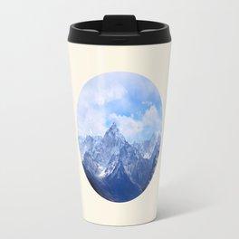 Himalayan Mountains Travel Mug