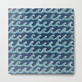 Seagoing Metal Print