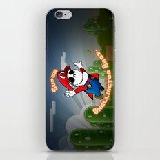 Super Skellington Bros. iPhone & iPod Skin