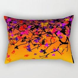The Scent Of Halloween Rectangular Pillow