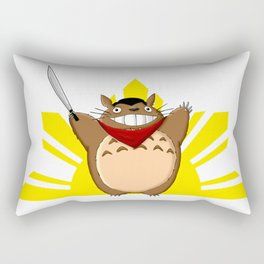 Totoro Bonifacio Rectangular Pillow