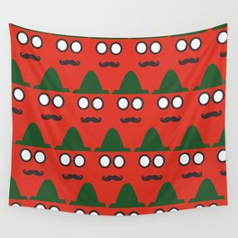Undercover Elves Wall Tapestry