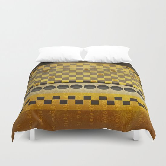 Geometric/Abstract 14 Duvet Cover