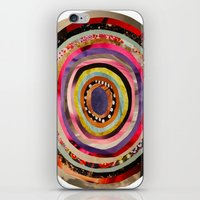 portal iPhone & iPod Skins featuring Portal  by Emily Kenney