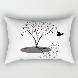 Love tree Rectangular Pillow