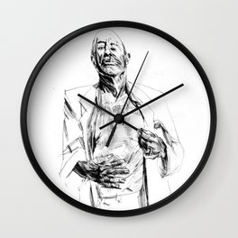 Kenneth Anger Wall Clock