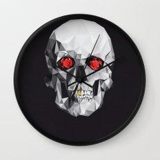 Geometric Eye Candy Wall Clock