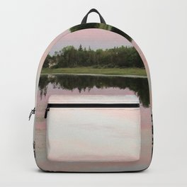 Pennamaquan River at Sunset Backpack