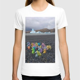 My Little Sea Ponies in Patagonia T-shirt