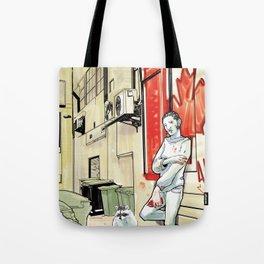 DSA - CANADIAN RUTHLESS Tote Bag