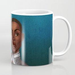 The Iron Lady - Blue Version Coffee Mug