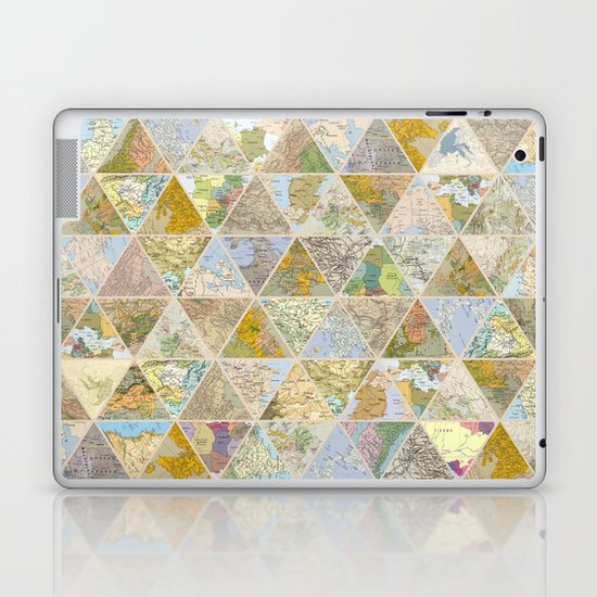 LOST & FOUND Laptop & iPad Skin