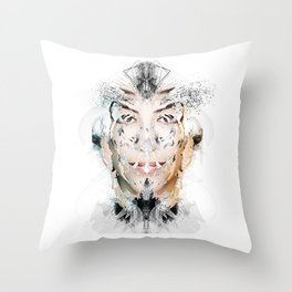 CY Throw Pillow