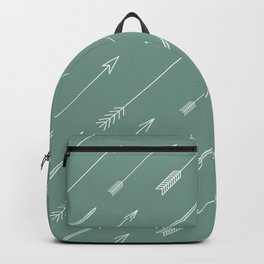 Hipster Tribal Arrows Backpack