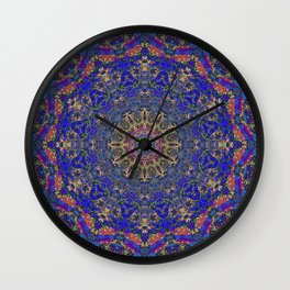 Rubaiyat Wall Clock