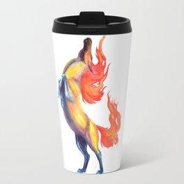 fire horse 2 Travel Mug