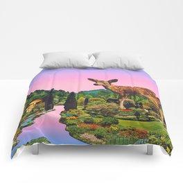 Giant deer Comforters