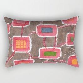 Networking Rectangular Pillow