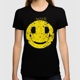 Music Smile V2 T-shirt
