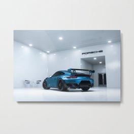 CGI - GT2 RS Metal Print