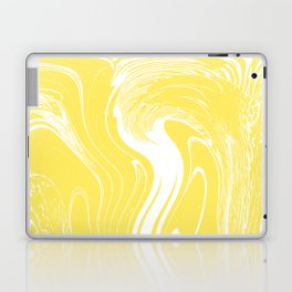 Yellow Fantasy Laptop & iPad Skin
