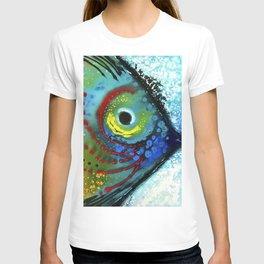 Tropical Fish - Colorful Beach Art By Sharon Cummings T-shirt